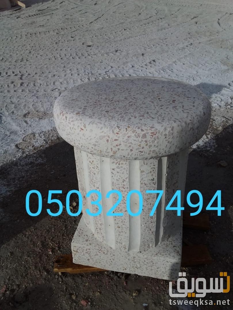 حواجز خرسانية في الرياض 0503207494 صبات خرسانية بالرياض